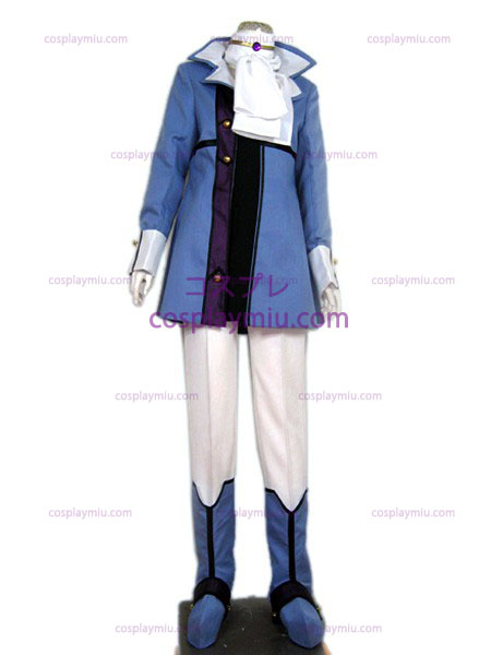 Gentleman Cosplay Costume
