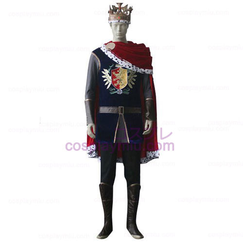 Noble King Cosplay Costume