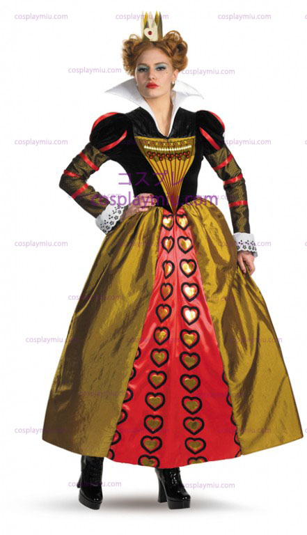 Red Queen Deluxe Adult Costume