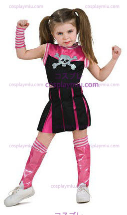 Bad Spirit Cheerleader Toddler Costume