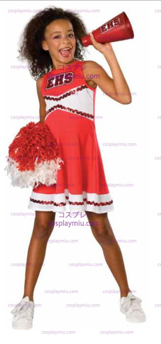 Cheerleader High School Musical Costume