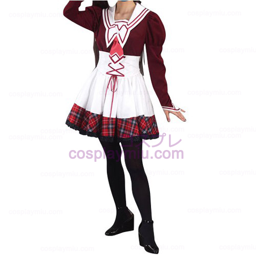 School Girl Uniform cosplay costume