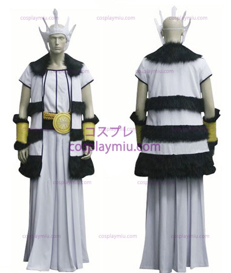Bleach The Segunda Espada Barragan Luisenbarn Cosplay Costume