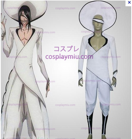 Bleach Nnoitra Jiruga Cosplay Costume
