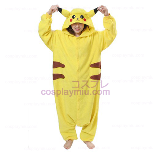 Pokemon Pikachu Women Cosplay Costume