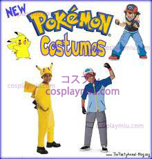 Pokemon - Pikachu Child Costume