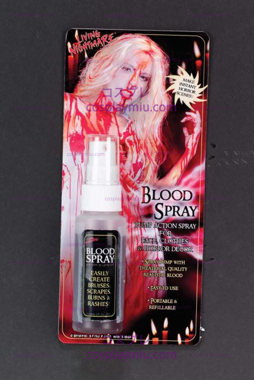Living Nightmare Blood Spray 2 Oz