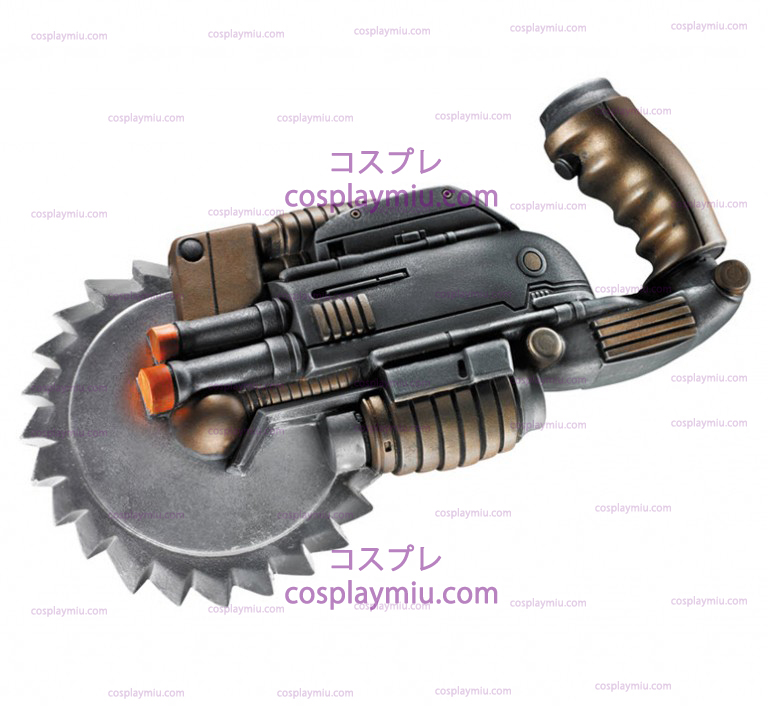 Saw Gun Toy Weapon
