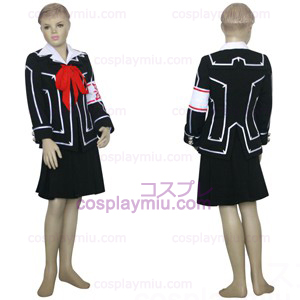 Vampire Knight Night Class Girl Kurosu Yuuki Kids Costume