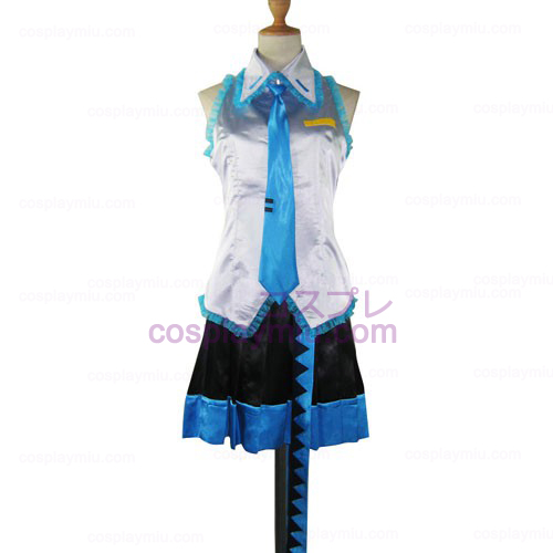 Vocaloid Crypton Halloween Women Cosplay Costume