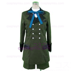The First Kuroshitsuji Ciel Phantomhive Cosplay Costume