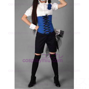 The Third Kuroshitsuji Ciel Phantomhive Cosplay Costume