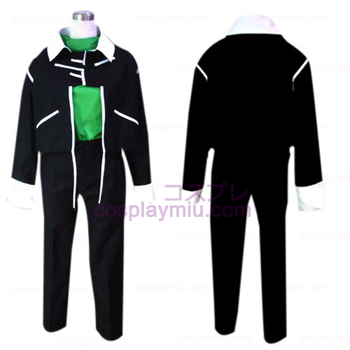 Gundam Seed Destiny Zala Green Cosplay Costume